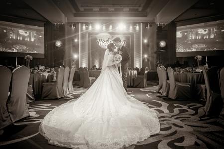 |婚禮紀實 |凱勛+家儀 |新北彭園|