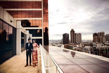 台中林酒店婚禮紀錄 | 文定儀式+宴客。