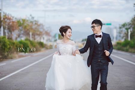 RenRen|裴妮 PNLO|冉冉婚紗
