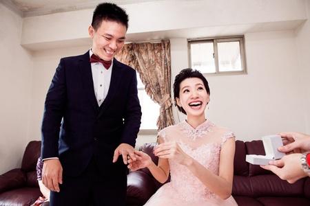 婚攝婚禮紀錄|板橋囍宴軒|Inge Studio英格影像