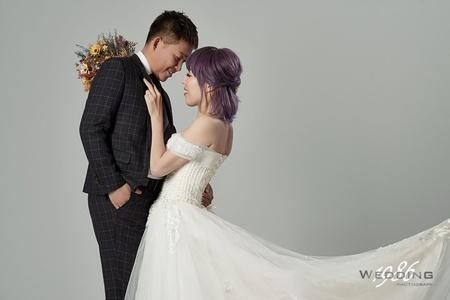 婚紗棚拍-靜