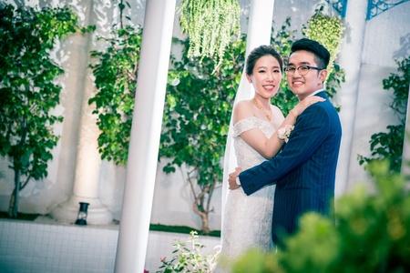 幸福婚禮的閃耀