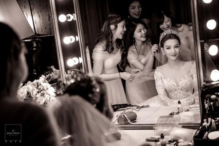 婚禮紀錄 l 君品酒店 l 仙女新娘