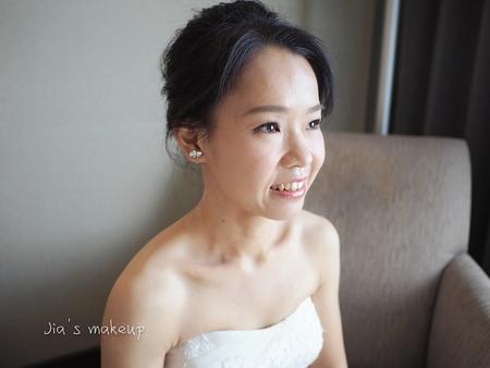 饅頭爸新秘團隊-宜佳❤瓊心結婚