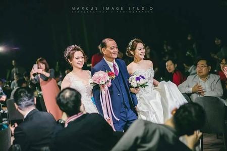 2018/01新娘婚宴造型