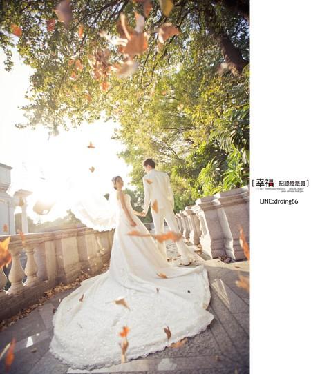 【自助婚紗】- 愛的承諾