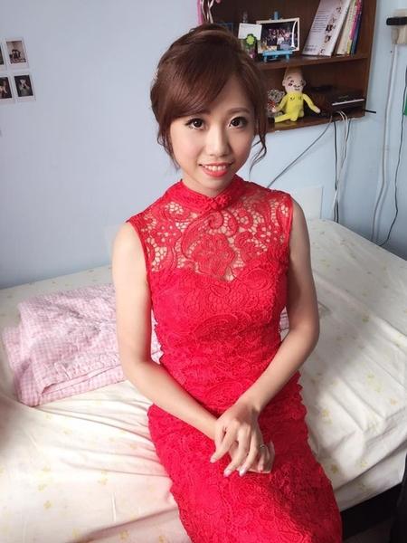 婚宴造型-台中豐原-蘇蓉蓉新娘秘書