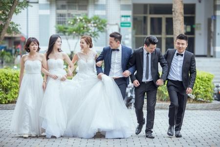 三重彭園/訂結喜宴/J-Love婚攝團隊