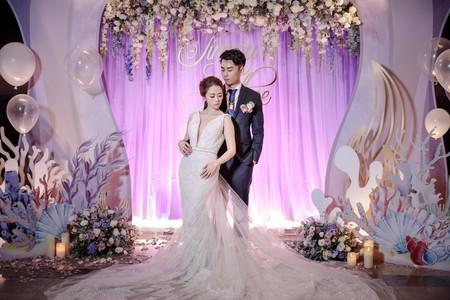 婚禮紀錄|海底世界| 俏皮婚禮| 台北萬豪酒店