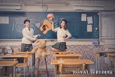 【姿穎&慶儒】致 青春