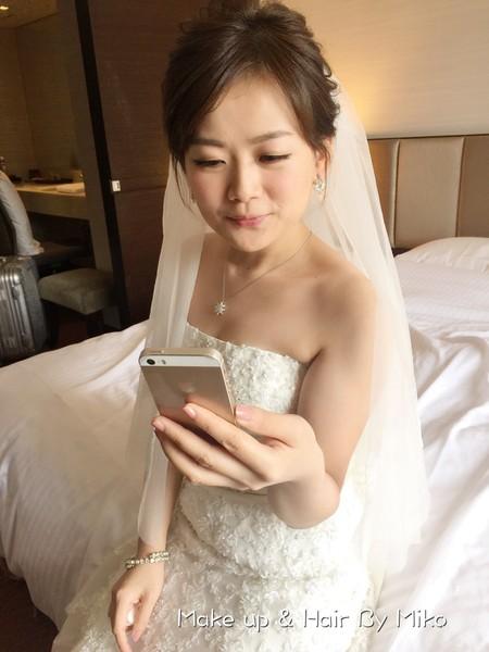 小清新新娘