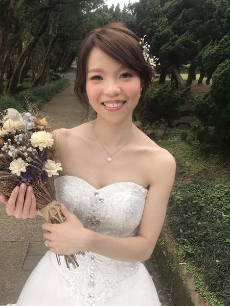 饅頭爸新秘團隊–新袐芯媛❤婚紗拍照