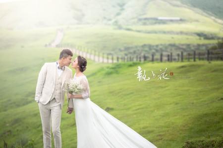 | 擎天岡 • 冷水坑 • 小油坑 • 陽明山婚紗攝影.v2 |