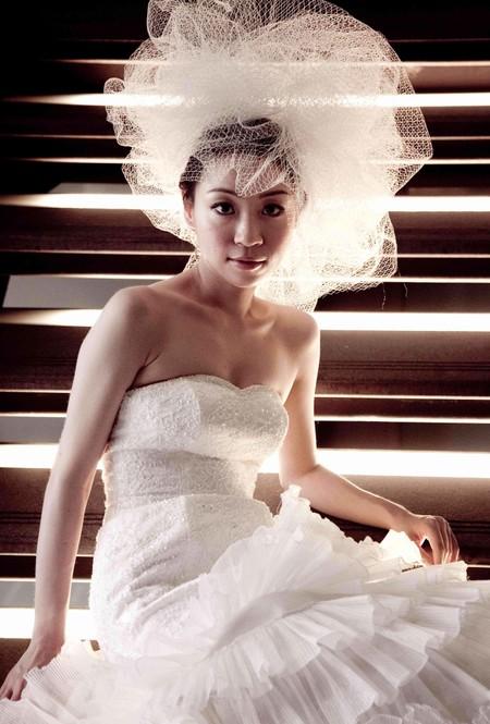 《自助婚紗造型》馥華