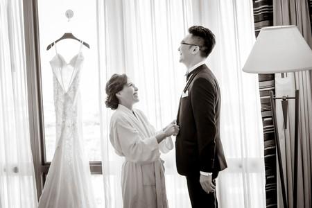 |婚禮紀實 |郁仁&惠琳|娜路灣酒店|