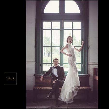 自來水博物館婚紗攝影
