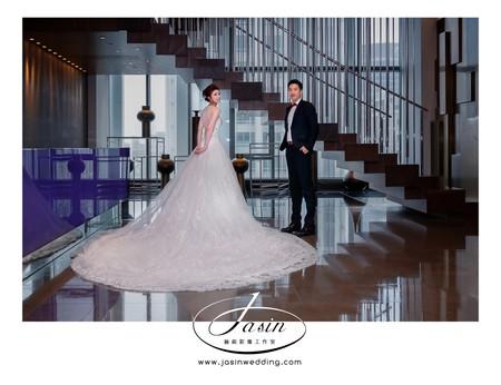 台北W Hotel / 結婚純午宴 / David & Jean