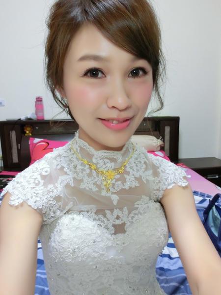 超韓系女神  小寶婚宴