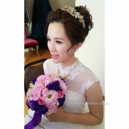 Zoe幸福新娘~蒨