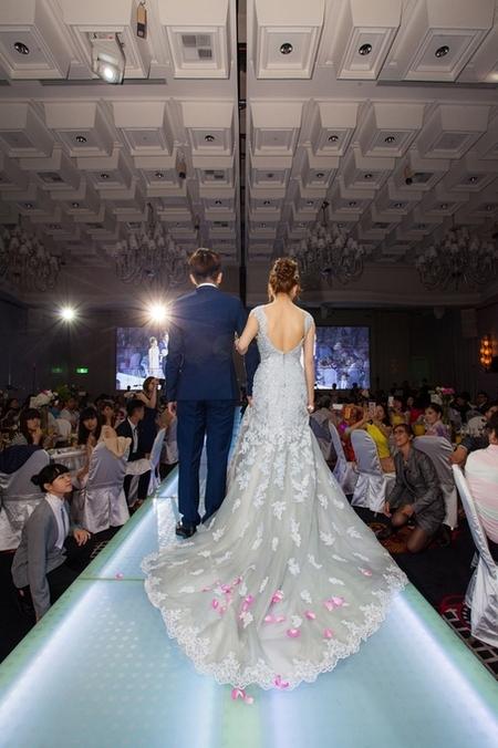 [婚禮攝影] 家瑋&展瑜 / 結婚補請 / 台中林酒店