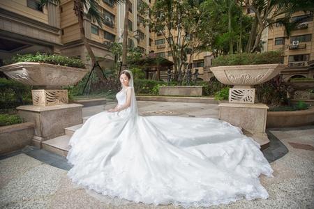 燦爛的浪漫婚禮/台北晶宴