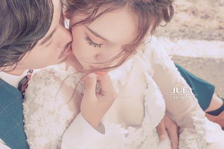 ❤️ JUDY熱門精選--韓風內景-風格婚紗-台北景點推薦-淡水莊園-真愛桃花源