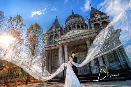 婚紗分享(一)