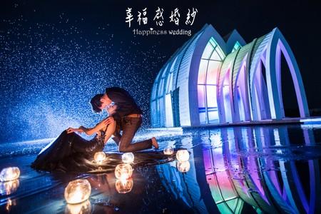 幸福感婚紗 新人 琬純&瑋恩