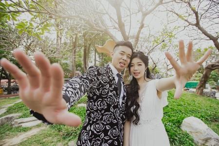 台中寶麗金崇德店-顧慈❤奕凱文定之囍