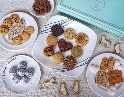 喜餅試吃:Candy Wedding手工餅乾喜餅禮盒