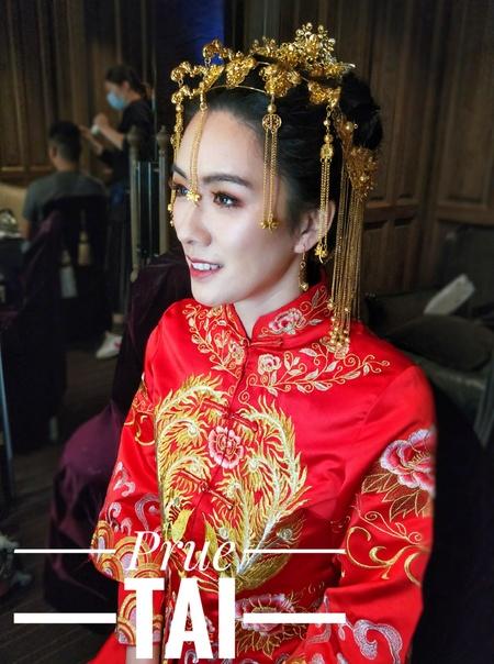 中式新娘/龍鳳褂造型精選