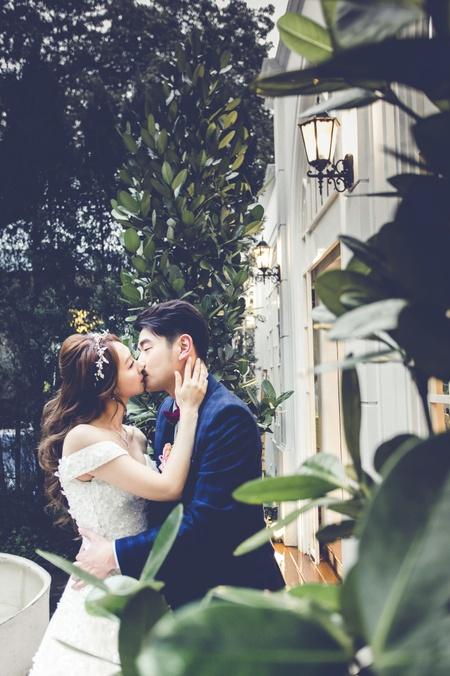 DAVID+MANGO 迎娶證婚+午宴|台北青青|單機