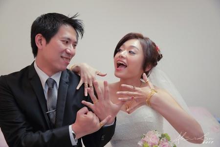 婚攝.婚禮紀錄 | Jackal + Kiki | 台北陶園經典飯店