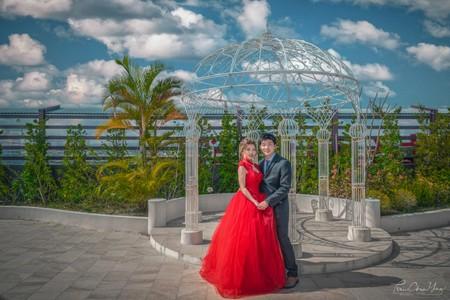 婚禮紀錄WEDDING | 高雄-享溫馨婚宴會館-蔚藍海洋廳 | 幸運草攝影工坊