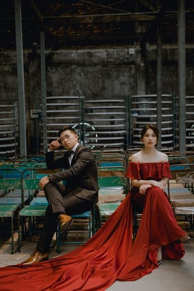 最棒的婚紗工作室- J2 Wedding