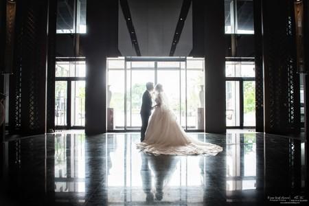 婚禮紀錄WEDDING | 台南東東華平囍嫁館| 幸運草攝影工坊