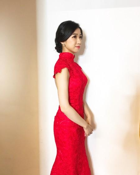 Kylie Tsai bride-佳秀