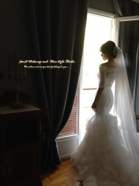 海外婚紗造型@Greece / Sofa