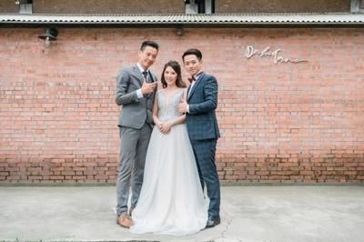 美式婚禮,最棒主持人相信樂團-謝伯鴻Eason