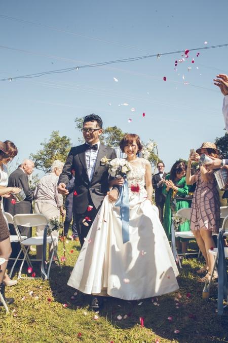 在顏氏牧場的戶外婚禮 Suyeh&Nikki