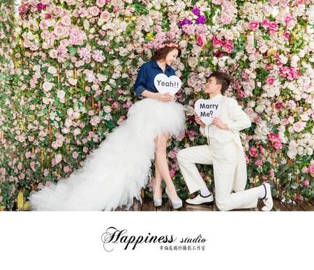 幸福感婚紗~ 婚紗道具系列