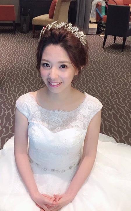 婚宴 -  氣質新娘