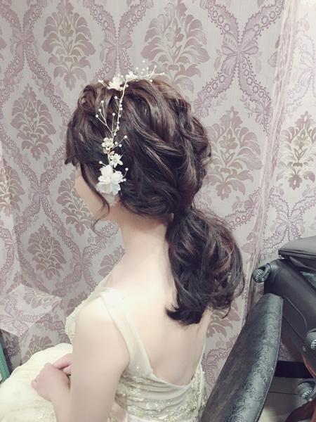 花仙子仙氣新娘