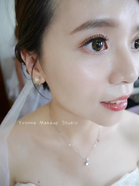甜美清新新娘