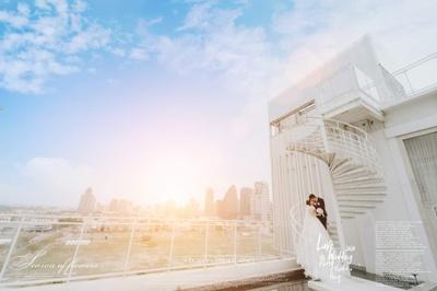 我的婚紗夢-神乎其技的婚紗攝影