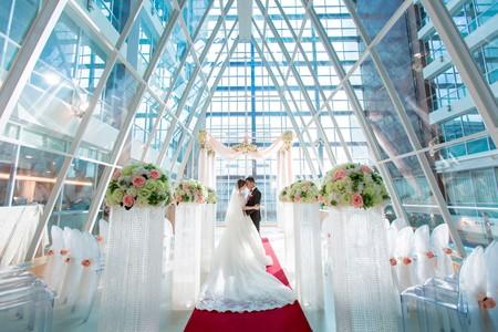 LiYu & Kana 桃禧航空城酒店。婚禮紀錄