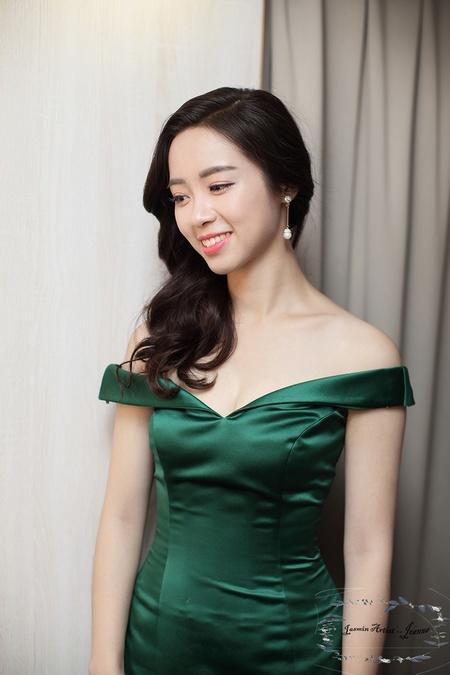 韓系女神 Bride -- 宜靜