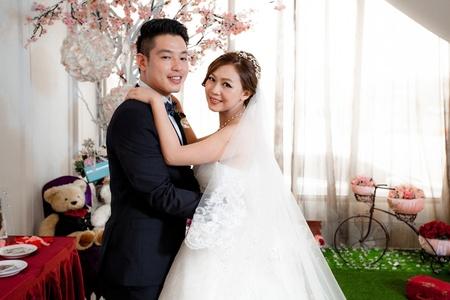 [婚禮攝影] 位朋&雯雯 / 結婚 / 梧棲成都婚宴會館