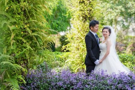 婚禮紀錄WEDDING | 南投-台一休閒農場  | 幸運草攝影工坊