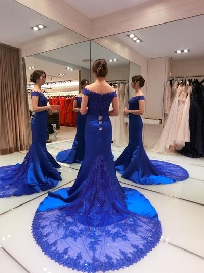 讓新娘最放心的昆娜~宴客禮服挑選